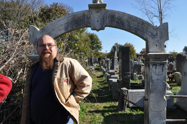 Good Samaritans Tackle Upkeep of Neglected Jewish Cemetery