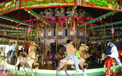 Forest Park Carousel has Another Bidder