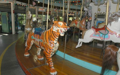 Block Association Will Push to Landmark Forest Park Carousel