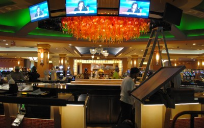 Casino Opens Luxury Floors Ahead of Schedule