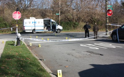 Execution Style Murder in Howard Beach