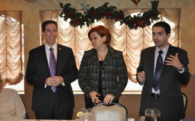 Speaker Quinn Hosts Small Business Roundtable
