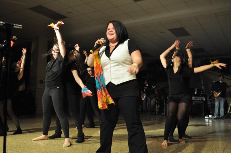Christ the King High School Hosts Beatles Musical