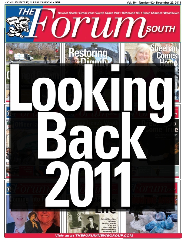 Looking Back 2011 – Year in Review