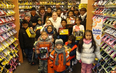 Nonprofit, Shoe Retailer Team To Give Local Kids Free Shoes