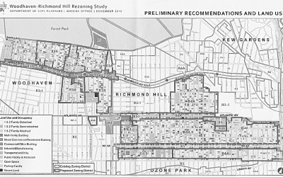 Opinions Clash Over Proposed Rezoning Plan