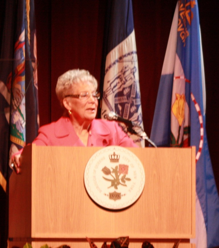 State of the Borough Celebrates Immigration, Confronts its Side Effects