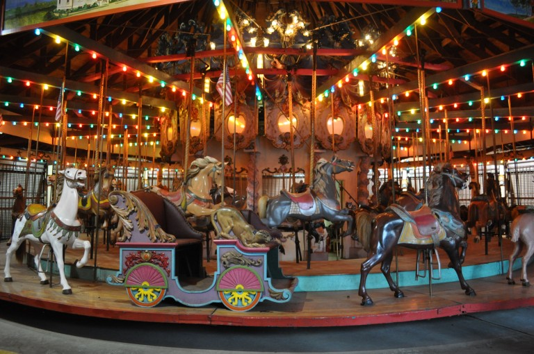 Coney Island Operators May Bid for Forest Park Carousel