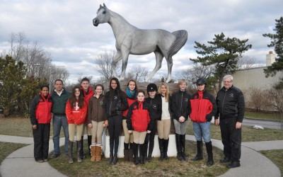 Prize-Winning Equestrian Team Unites Local Youths