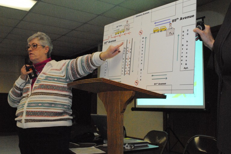 Area Residents Tell DOT 'No' on Proposed Traffic Changes