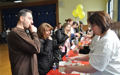 Thousands Attend Middle Village Bone Marrow Drive