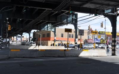 Traffic Barrier Hurts Retail