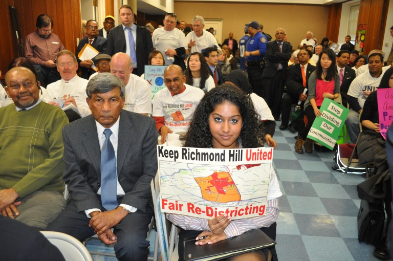 Proposed District Lines Draw Ire at Hearing