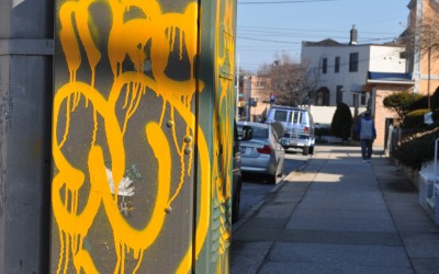 Middle Village Wakes Up to Graffiti