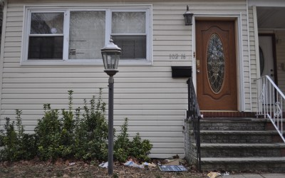 Richmond Hill 'Squatter Home' Now Padlocked