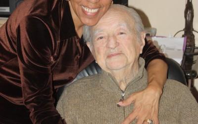 Happy Birthday, Bernie! Howard Beach resident celebrates a century of life — and love