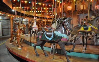 Historic Carousel Will Run This Spring