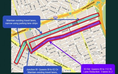 CB 6 Approves Rego Park Traffic Plan