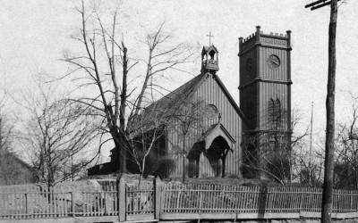 St. Saviour's Church Must Move Again