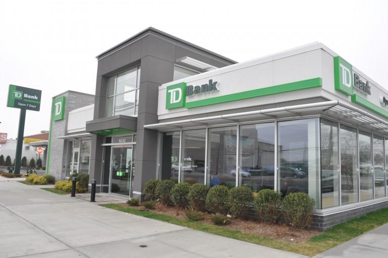 TD Bank Hit on Cross Bay in Howard Beach
