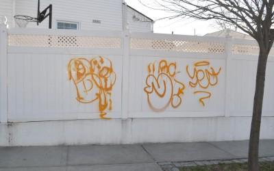 GRRC Starts Graffiti Fighting Season