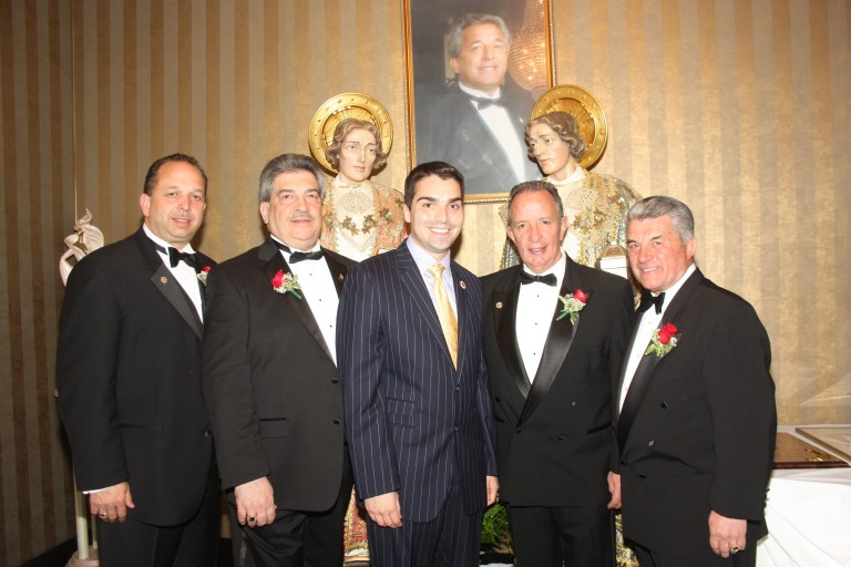 SS Cosma & Damiano Celebrate 20th Annual Dinner