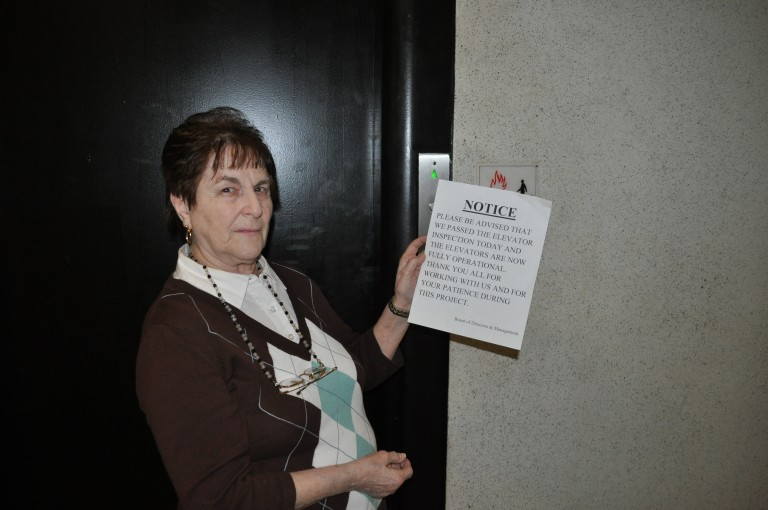 Elevator Repair Traps Seniors for Two Weeks
