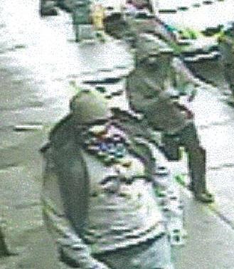 Police Seek Jewelry Store Robbers