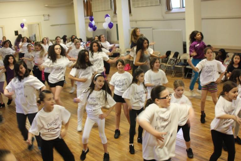Dancing Toward a Cure