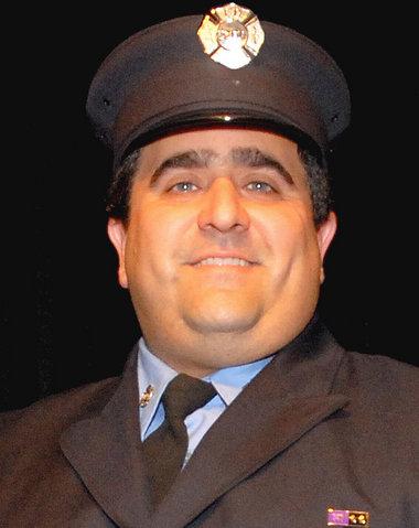 City Mourns Fallen Firefighter