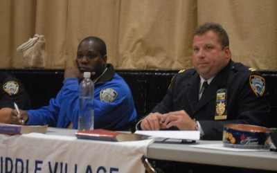 DWI Arrests Boom in the 104th Precinct