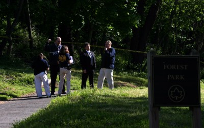Police: No Foul Play in Forest Park Burned Body