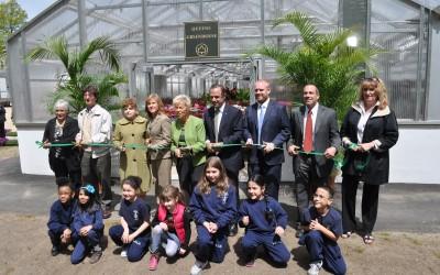 Greenhouse Gets $3.8 Million Upgrade