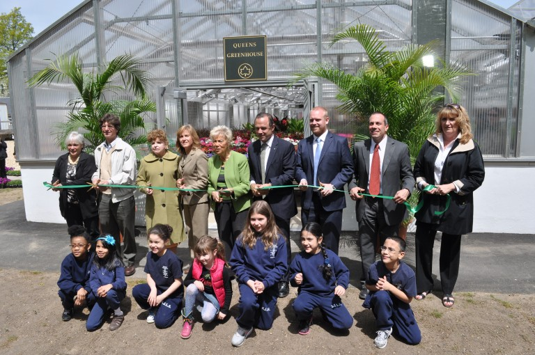 Greenhouse Gets $3.8 Million Upgrade