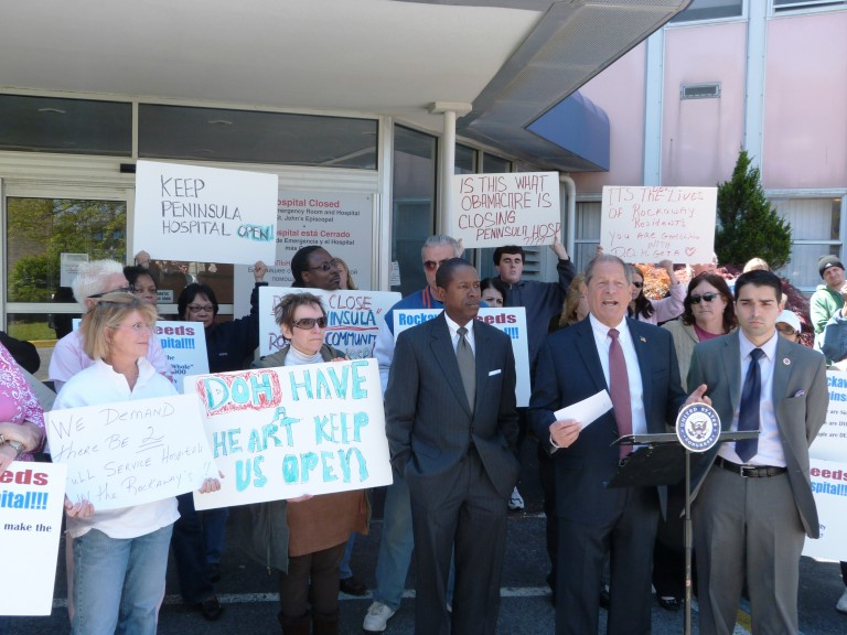 Pols, Residents Seek DOH's Answers on Peninsula Closing