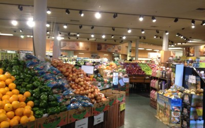 Waldbaum's To Howard Beach: Eat Your Heart Out