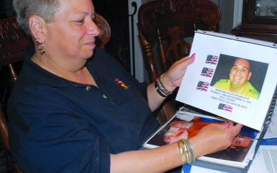 10 Years On, Mother's Fight for 9/11 Recognition Continues