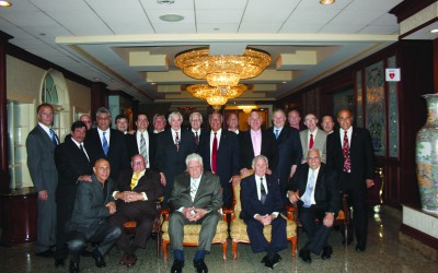 Columbia Lawyers of Queens Honor Justice Augie Agate