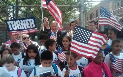 In Defense of Patriotism Rep.Turner, P.S. 90 Kids Sing