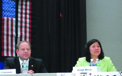 Democratic Hopefuls Debate Before Primary