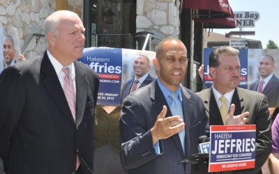 Jeffries Picks up Endorsements in Howard Beach