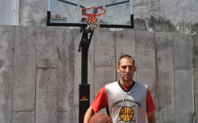 Forest Hills Bar Opens Basketball Half-Court