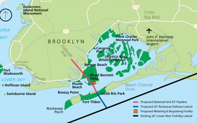 Pipeline Could Cut Through Rockaways