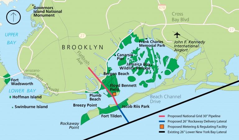 Pipeline Could Cut Through Rockaways
