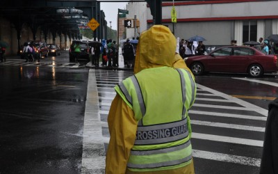 Ozone Park Crossing Guard Arrested for Choking Student