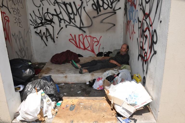 A Broken Life on Liberty Avenue