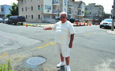 Middle Village Residents Want Speed Hump, Stop Sign