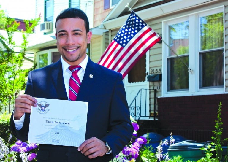Woodhaven Resident Wins Presidential Service Award