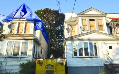 Four Alarm Fire Rips Through Three Richmond Hill Homes
