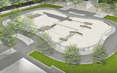 Ozone Park Set To Get Huge Skate Park